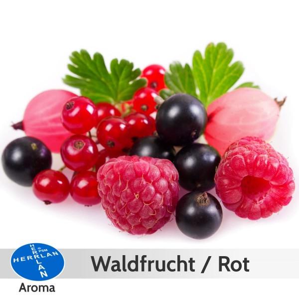 Herrlan Aroma Waldfrucht / Rot