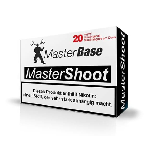 MasterShoot 50/50 20mg 5x 10ml