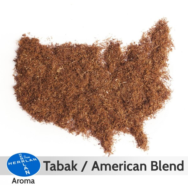 Herrlan Aroma 5ml Tabak / American Blend