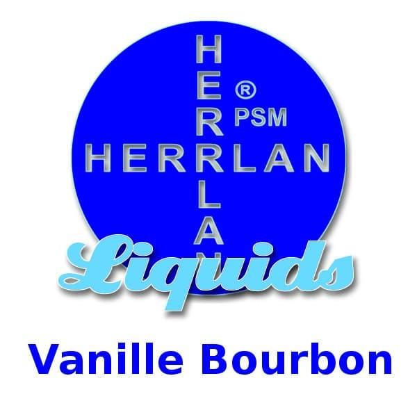 Herrlan Liquid 10ml Vanille Bourbon