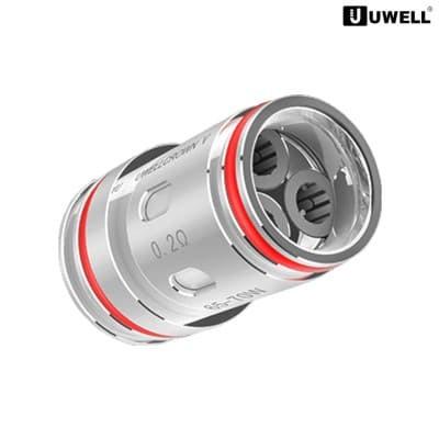 Uwell Crown 5 Mesh Coils UN2-3 0,2 Ω 4er Pack