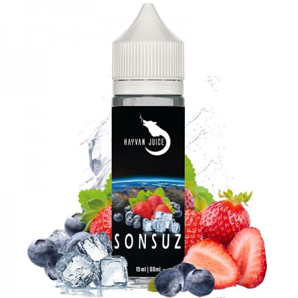 Hayvan Juice 15ml Aroma Sonsuz
