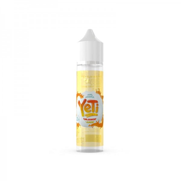Yeti Aroma Orange Lemon - 15ml
