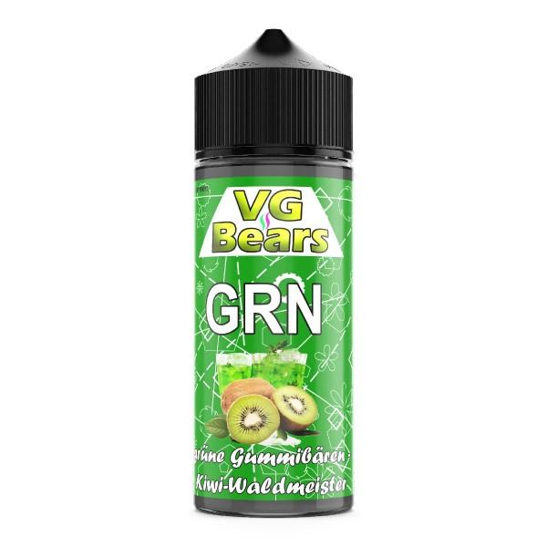 Vaping Bear Aroma Green 10ml