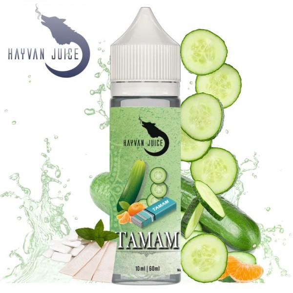 Hayvan Juice 10ml Aroma Tamam