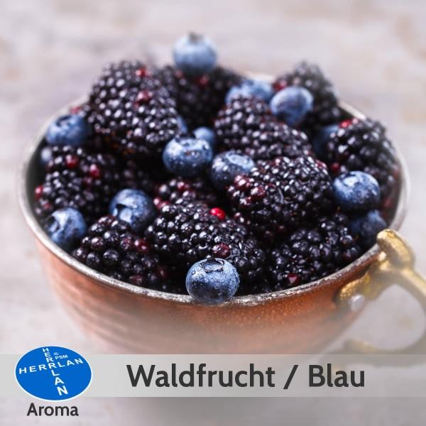 Herrlan Aroma Waldfrucht / Blau
