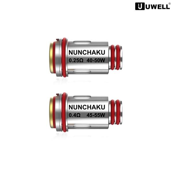 Uwell Nunchaku Coils 4er Pack