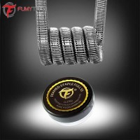 Fumytech Prebuild Coil Framed Staple Full SS 0,25 Ω 2 Stück
