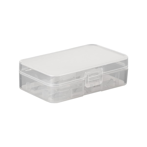 Box für 2x 20700 / 21700er Akkus