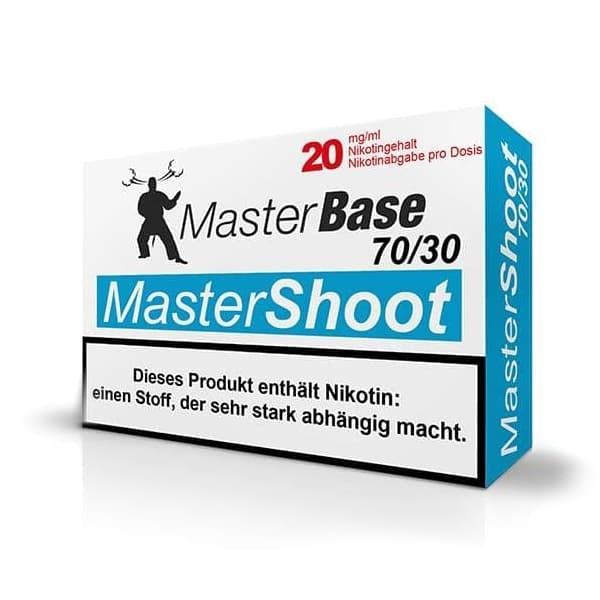 MasterShoot 70/30 20mg 5x 10ml