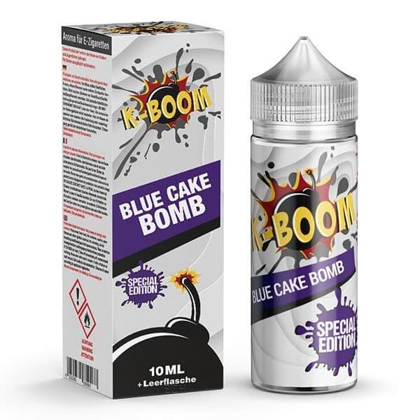 K-Boom 10ml Blue Cake Bomb Aroma