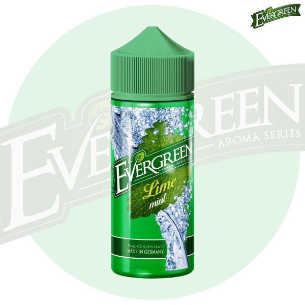 Evergreen 30ml Lime Mint