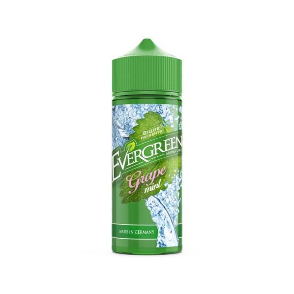 Evergreen 30ml Grape Mint