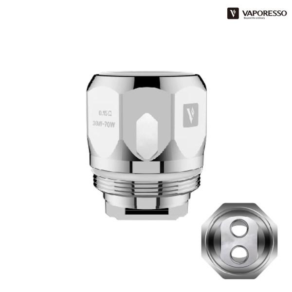 Vaporesso GT4 Coils 0,15Ω 3er Pack