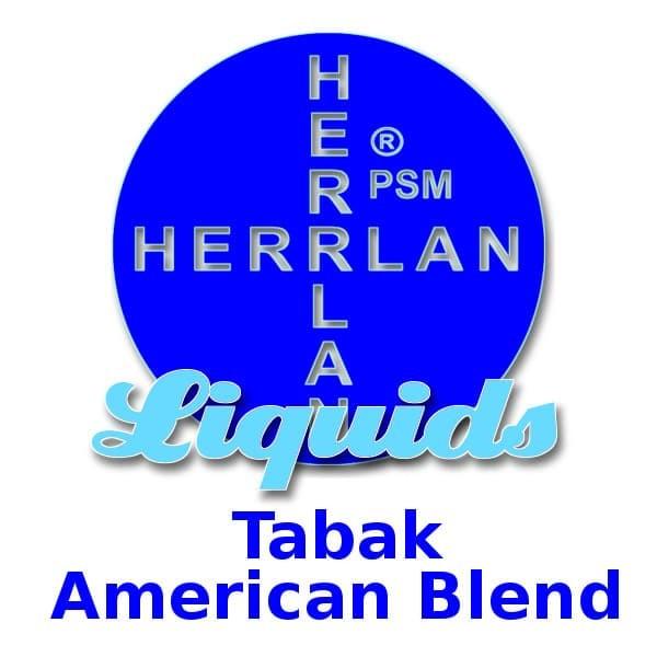 Herrlan Liquid 10ml Tabak American Blend