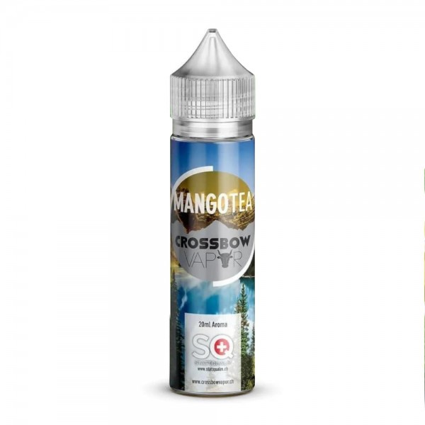 Crossbow Vapor - MangoTea - 20ml Aroma