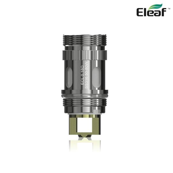 Eleaf ECL 0,18 Ω Coils 5er Pack