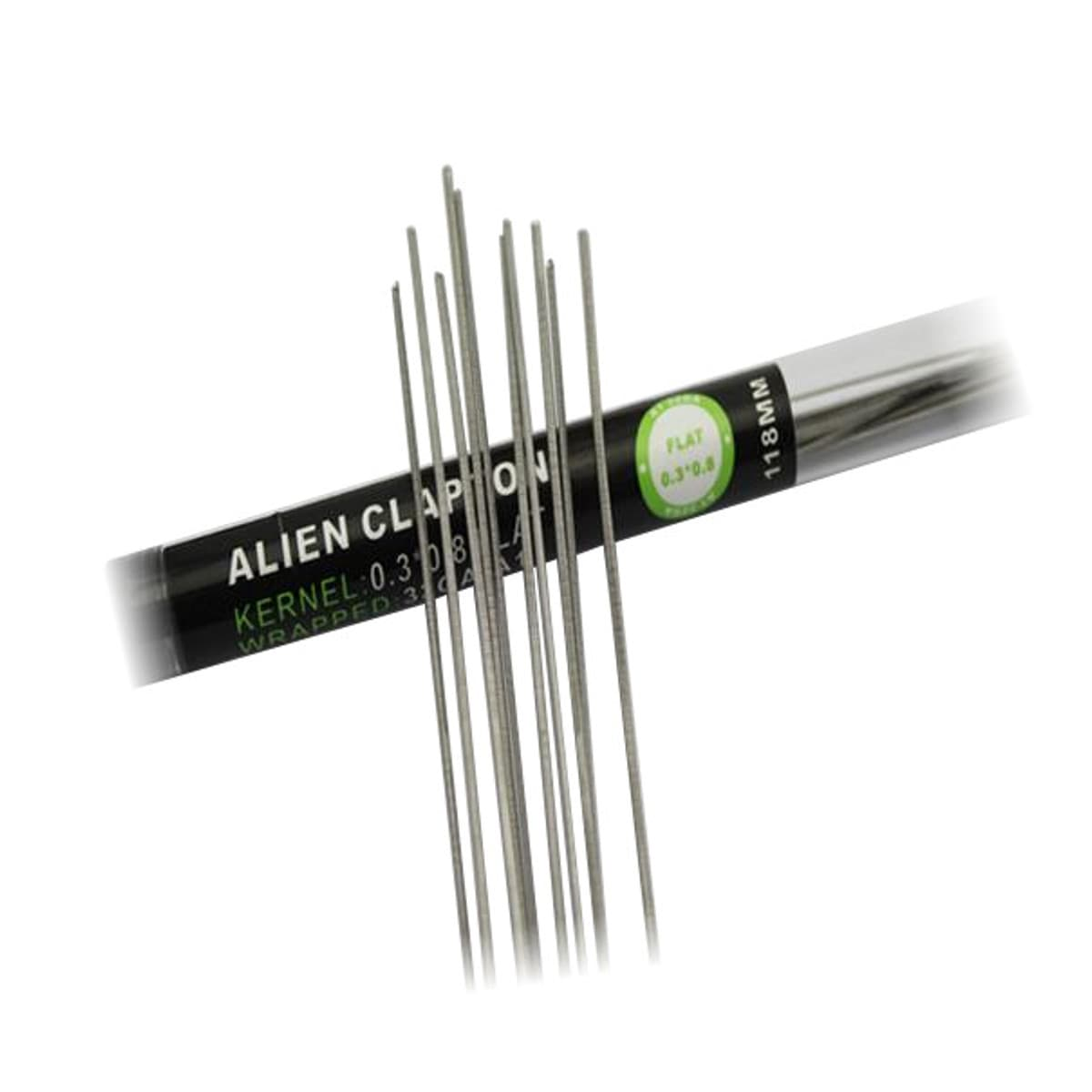 Alien Clapton Wire 25 Stk. je 15cm | MiBra-Shop