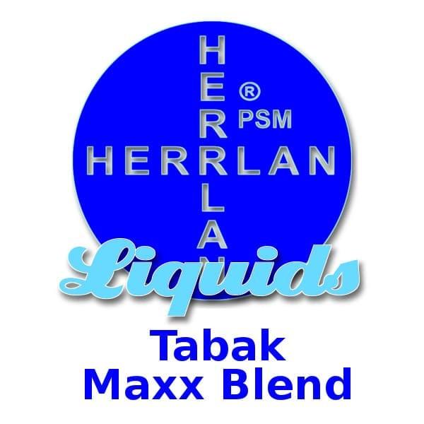 Herrlan Liquid 10ml Tabak Maxx Blend