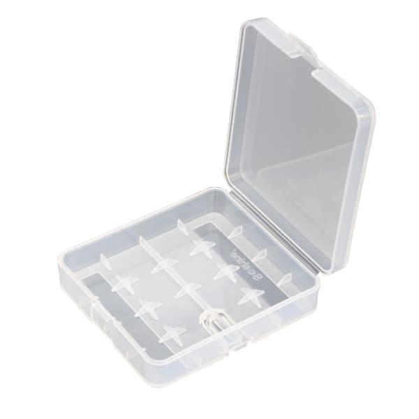 Box für 4x 18650er Akkus