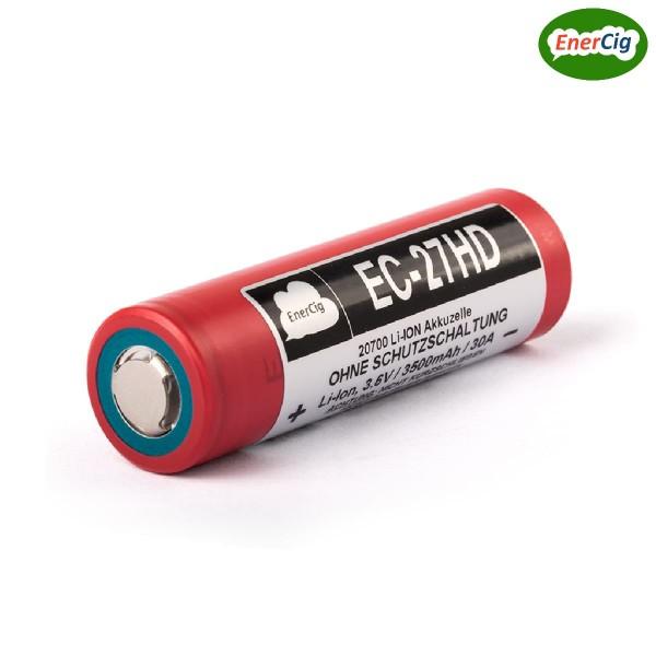 Akkuzelle EnerCig 20700 EC-27HD 3500mAh
