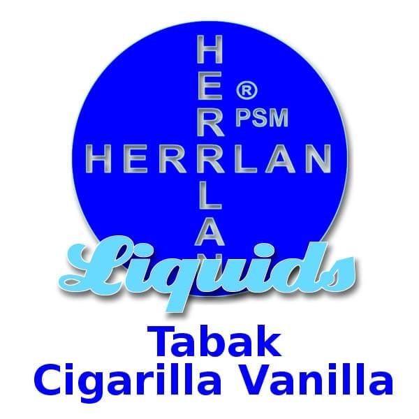 Herrlan Liquid 10ml Tabak Cigarilla Vanilla