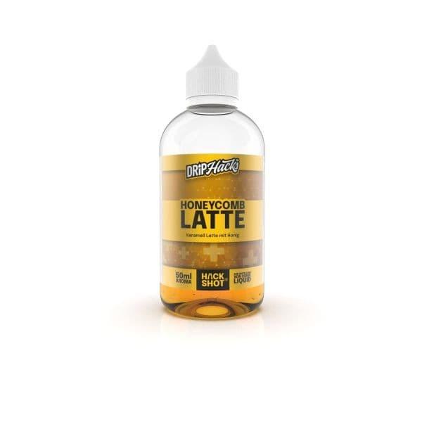 Drip Hacks Aroma Honeycomb Latte 50ml