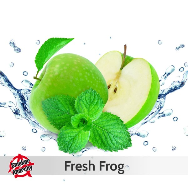 Smoker Anarchy Liquid 10ml Fresh Frog