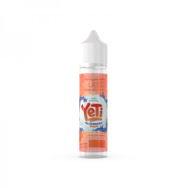 Yeti Aroma Blueberry Peach - 15ml