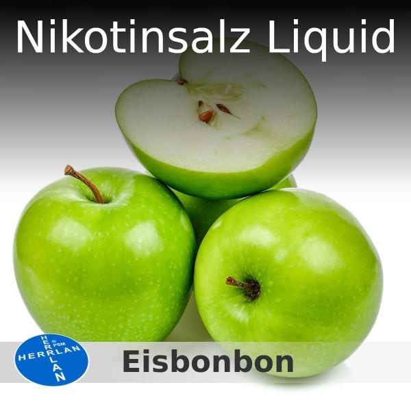 Herrlan NicSalt Liquid 10ml Apfel - Sauer