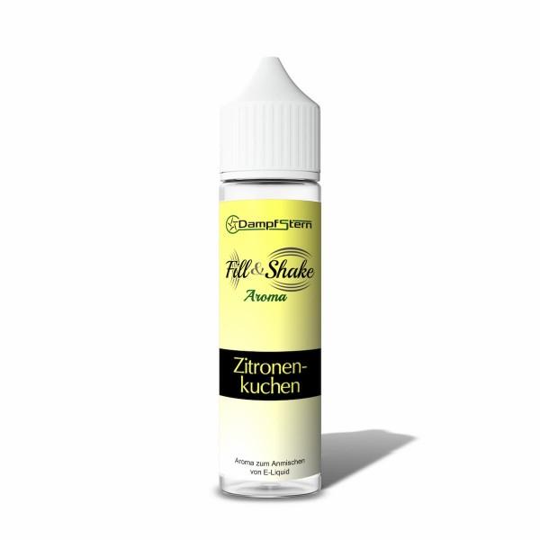 Fill & Shake 10ml Aroma - Zitronenkuchen