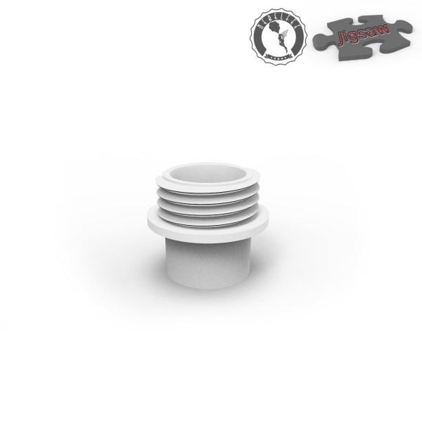 Nebelfee Jigsaw Drip Tip Inlay