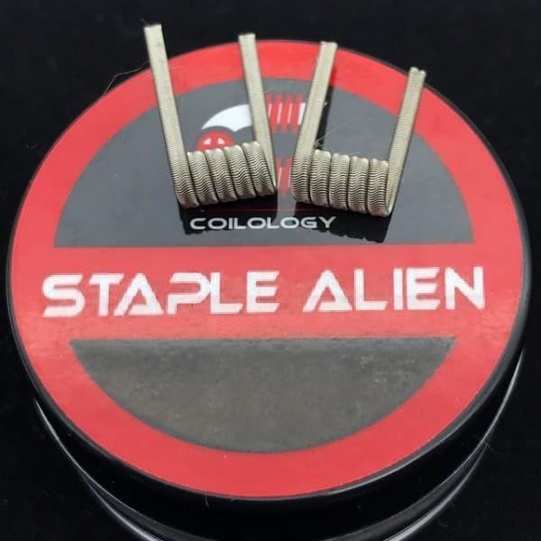 Coilology Staple Alien - 2 Stück