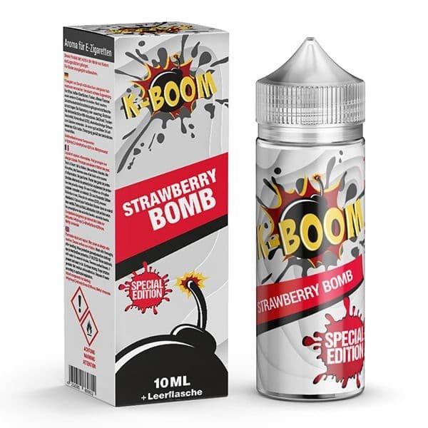 K-Boom 10ml Strawberry Bomb Aroma
