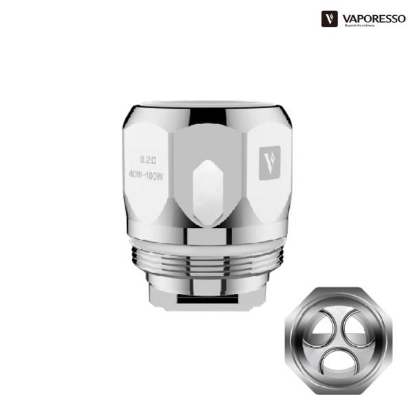 Vaporesso GT6 Coils 0,2Ω 3er Pack