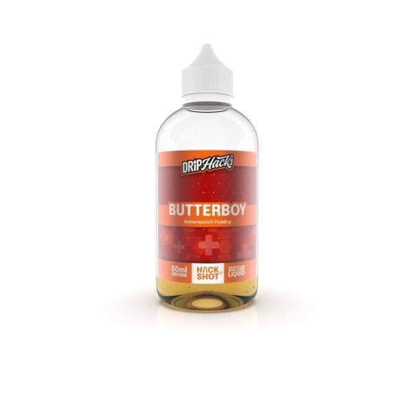 Drip Hacks Aroma Butterboy 50ml