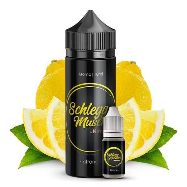 Schleggmuschln - Zitrone 10ml Aroma