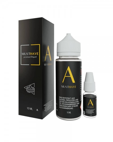 Must Have Aroma 10ml - A