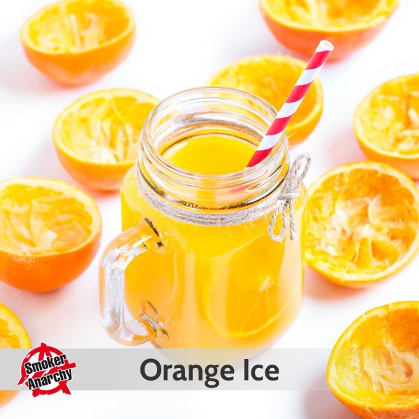 Smoker Anarchy Liquid 10ml Orange Ice