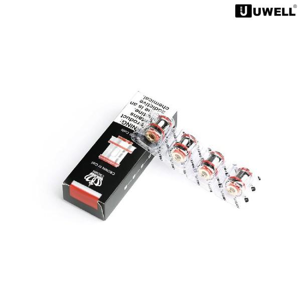 Uwell Crown 4 Coils 4er Pack