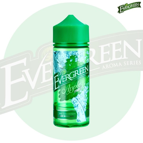 Evergreen 30ml Apple Mint