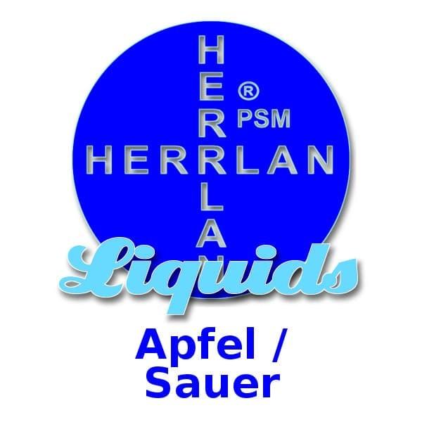 Herrlan Liquid 10ml Apfel / Sauer