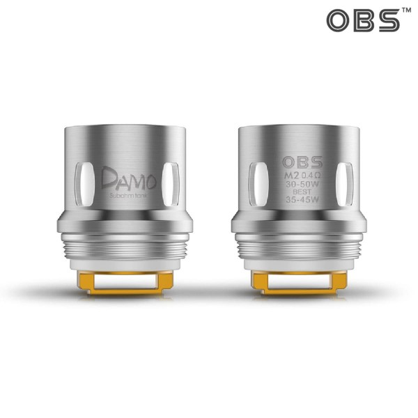 OBS Damo M2 Coils 5er Pack