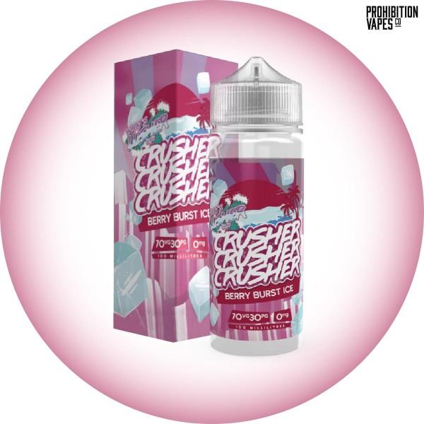 Crusher Liquid Berry Burst Ice 100ml