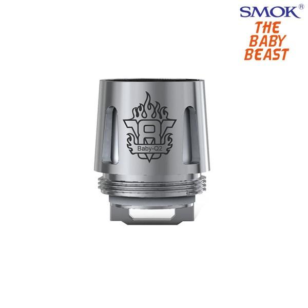 Smok V8 Baby-Q2 Coils 5er Pack