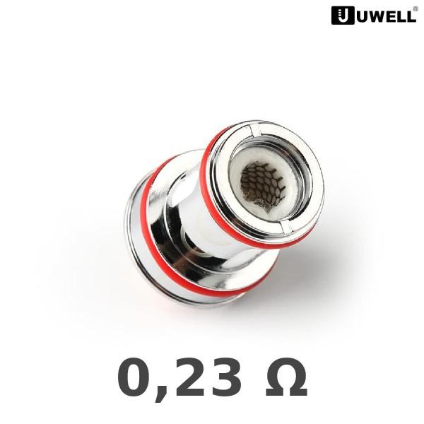 Uwell Crown 4 Mesh Coils 0,23 Ω 4er Pack
