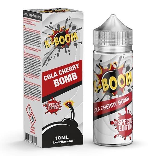 K-Boom 10ml Cola Cherry Bomb Aroma