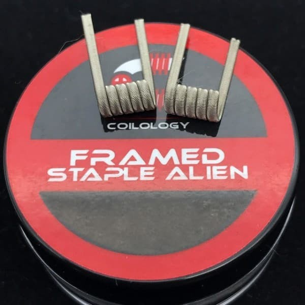 Coilology Framed Alien Staple - 2 Stück