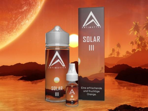 Antimatter Aroma 10ml Solar III