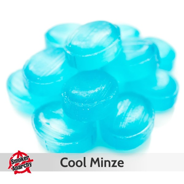 Smoker Anarchy Liquid 10ml Cool Minze